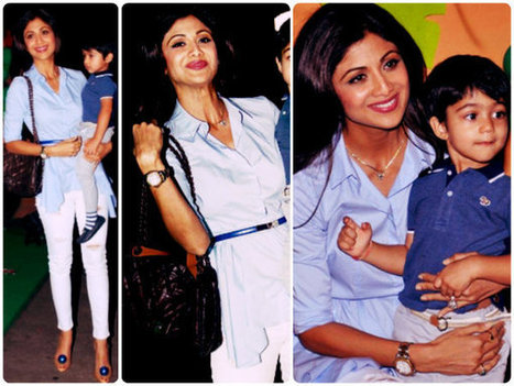 Shilpa Shetty Looks Classy In H&M | chouchou | Scoop.it