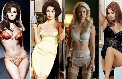 Tutto il cinema in lingerie - Vanity Fair.it | Film, cinema e serie TV | Scoop.it