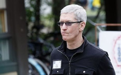 Apple CEO Tim Cook's Uninspiring Style Is Pushing Employees Away | PR and The Tech World | Scoop.it