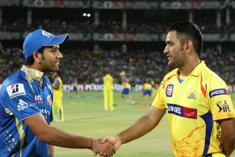 Chennai Super Kings vs Mumbai Indians Live Streaming Info IPL 2015   Infokeeda   Scoop.it