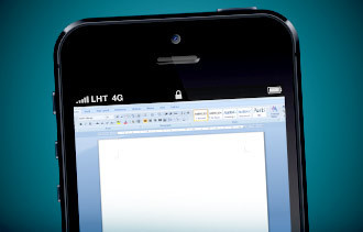 4 Simple iPhone Apps for Creating and Editing Documents | Entrepreneur (blog) | How to Use an iPhone Well | Scoop.it