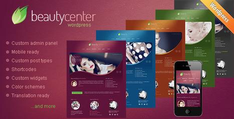Beauty Center - Responsive Wordpress Theme   Medical wordpress themes   Scoop.it