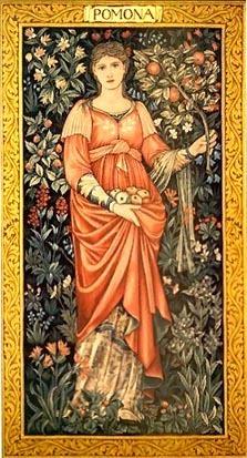 Roman Goddess of Fruit Trees | El Panteón romano | Scoop.it