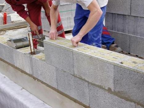 [Dossier] Les briques et blocs de béton isolants | Habitat extérieur | Scoop.it