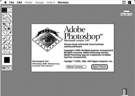 6 alternatives gratuites à Photoshop | Education et TICE | Scoop.it
