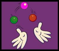 Actividades con malabares en las programaciones de Educación Física | Educación Física. Compartiendo en la Red | Scoop.it