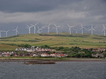 Scotland Guns for 100% Renewable Energy by 2020 | Sustainable Futures | Scoop.it