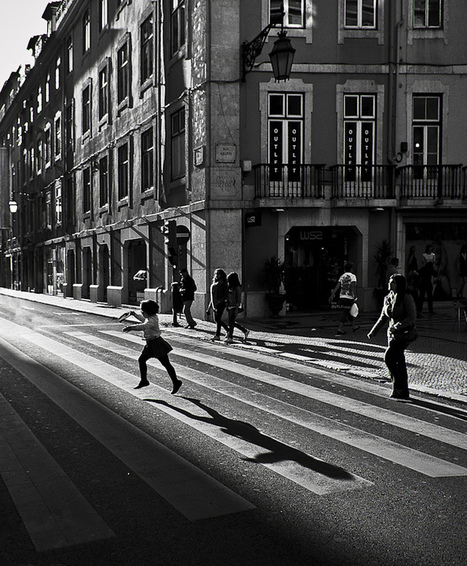 Great Examples of Shadows in Street Photography - 121Clicks.com | Excell Inside, Outside, In Between | Scoop.it