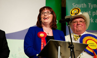 South Shields byelection: Labour holds off Ukip surge   hi   Scoop.it
