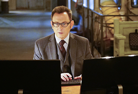 Person of Interest Bosses Preview Finch's Big Turn, Episode 100's Action Sequence Five Years in the Making   Sci-Fi Talk   Scoop.it