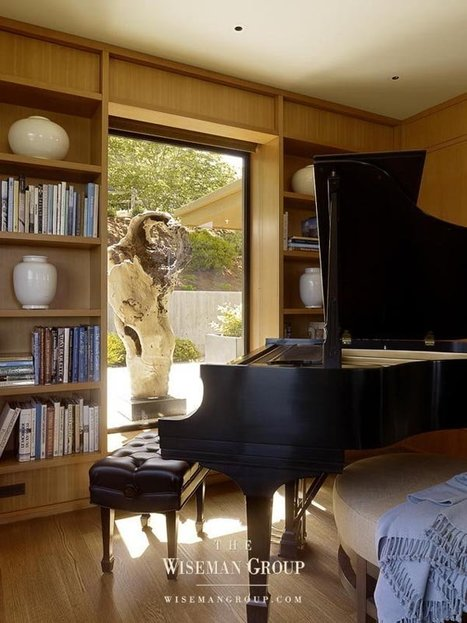 Beautiful Renovation to a Los Altos Hills Residence   Music   Scoop.it