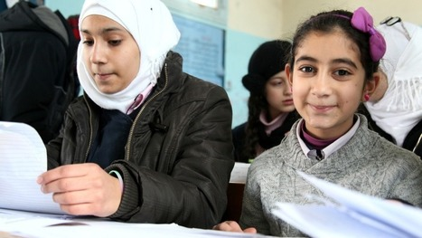 Students in Syria tell UK kids about life in school | Learning Technology News | Scoop.it