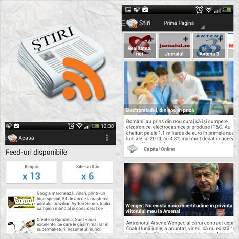 Aplicatia Stiri si Bloguri pentru Android | Nisi's blog | Scoop.it