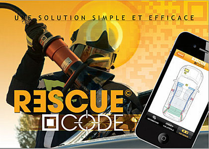 QRcode : Le 'rescue code 112' va sauver des vies | QRdressCode | Scoop.it