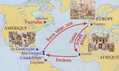 Le parcours infernal d'un ancêtre marin sur des navires pratiquant l'esclavage   Nos Racines   Scoop.it
