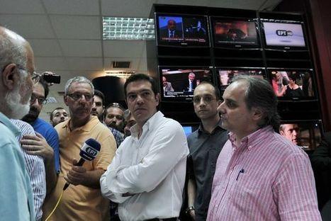Shock as debt-laden Greece shuts down public broadcaster - ABC News (Australian Broadcasting Corporation) | World | Scoop.it