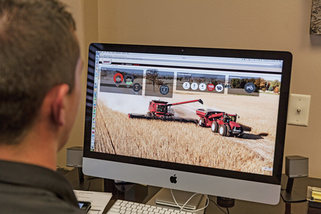 Case IH introduces AFS 2.0   Ag app   Scoop.it