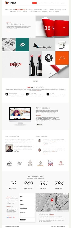 15+ Best Branding WordPress Themes - Web Create.Me   Professional WordPress Themes Designs   Scoop.it