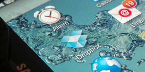 Dropbox: 68 millions d'identifiants volés et mis en ligne   InfoPME   Scoop.it