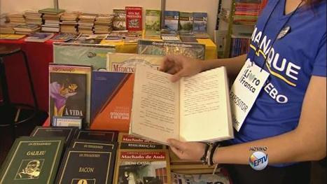 2ª Feira do Livro de Franca vai até domingo e oferece livros a partir R$ 2 | Contação De Histórias | Scoop.it