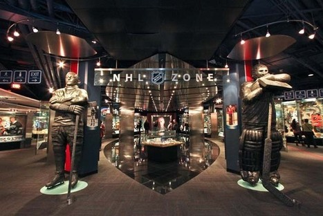 Hockey Weekend: NHL Lockout Over! Celebrate At The Hockey Hall of Fame | COOL POSTS | Scoop.it