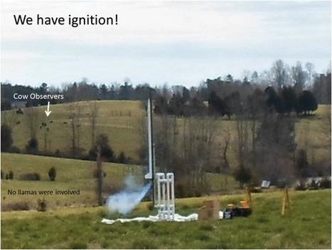 Part 10 – Experimental Rocket #10 Project | Heron | Scoop.it