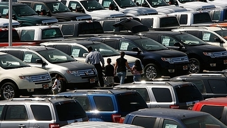 Auto Sales in China Edge Down in February | Transportation content from IndustryWeek | Transportation | Scoop.it