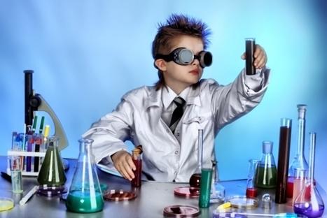 Experimentos de química para niños | Actualidad Internacional | Scoop.it