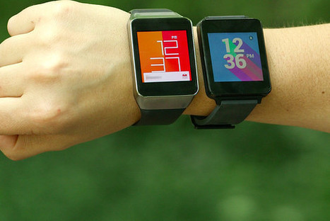 Android Wear Review: Putting the Smartphone on Your Wrist - Wall Street Journal   android   Scoop.it
