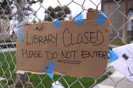 Grande-Bretagne : 300 bibliothèques disparaîtraient en 2013 | Trucs de bibliothécaires | Scoop.it