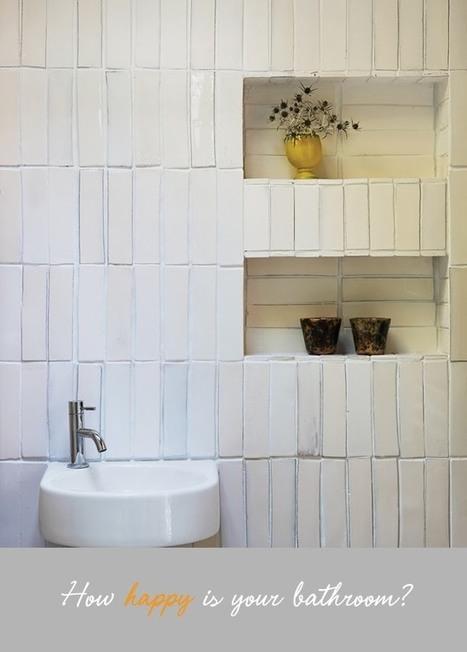 Happy Interior Blog: How Happy Is Your Bathroom? | Interior Design & Decoration | Scoop.it