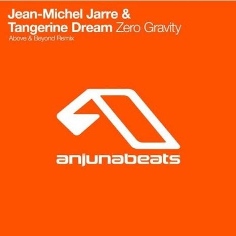 STREAM. Jean-Michel Jarre & Tangerine Dream - Zero Gravity —   Musical Freedom   Scoop.it