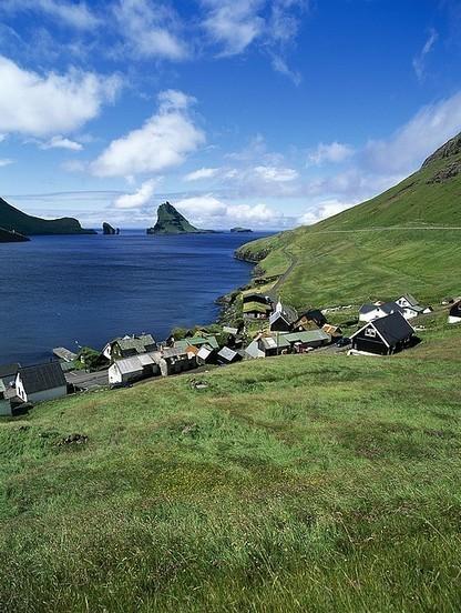Faroe. L'infinito formato mignon - La Repubblica   Danimarca   Scoop.it
