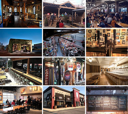 The 12 Hottest Craft Beer Bars in America Right Now | The Butter | Scoop.it
