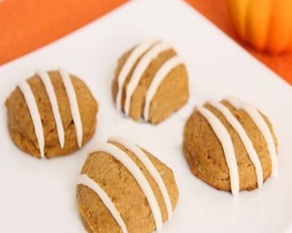 Pumpkin Cookies   desserts   Scoop.it