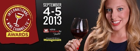 International Wine Channel TV Awards Competition   Wine Competitions   Scoop.it
