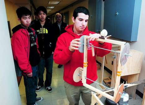 Yale University hosts Connecticut's first Science Olympiad - New Haven Register | CLOVER ENTERPRISES ''THE ENTERTAINMENT OF CHOICE'' | Scoop.it