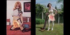 Paris expose Linder : quelques images de la femme objet déconstruite   Art imitates life imitating Art   Scoop.it