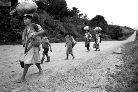 América Latina: desplazamientos forzosos de pobladores :: lahaine.org | Sudamericana | Scoop.it