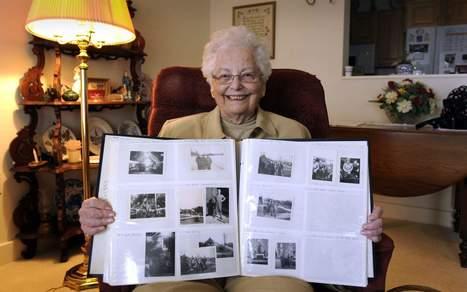 Barre, WWII nurse, recalls Battle of the Bulge | History Around the Net | Scoop.it