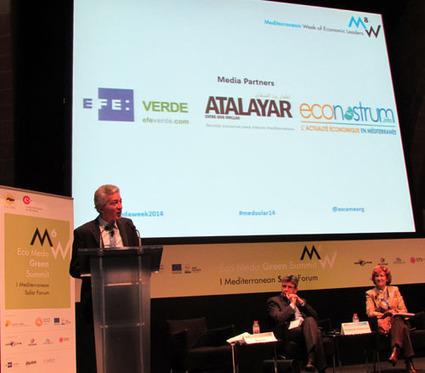 Les énergies renouvelables réunissent les deux rives de la ... - www.econostrum.info   Les AMP en Méditerranée   Scoop.it