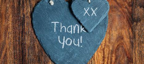 Leadership Trait to Ponder: Gratitude | Communication & Leadership | Scoop.it