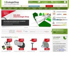 Toutes nos bons de réduction pour le marchand Ecologie Shop, Cliquez ici | coupon reduc | Scoop.it