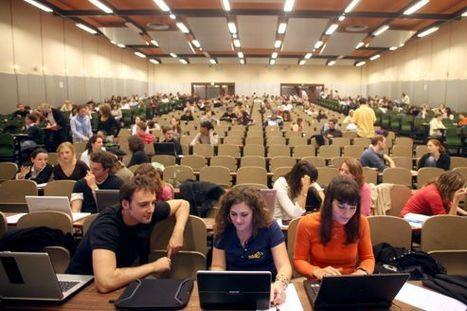 Les étudiants préfèrent les cours à l'ancienne | réseaux sociaux et pédagogie | Scoop.it
