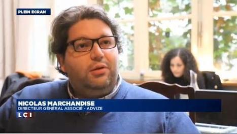Advize, invité de l'émission Plein Ecran sur LCI | Advize, l'épargne avec un grand € ! | Scoop.it