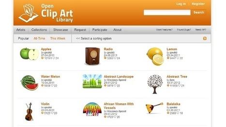 Imágenes vectoriales gratis y libres: cinco sitios para descargarlas | Economía e Innovación | Scoop.it