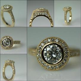 Diamond Jewelry - Diamond Stores in Kansas City: Diamond Engagement Ring - Buy a Perfect Diamond Ring for Her   Diamonds Jewelry - House of Diamonds   Scoop.it