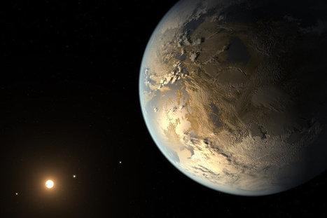 Descubren el planeta mas parecido a la Tierra hasta ahora | GeekNautas | Scoop.it