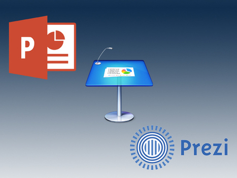 Picking the Perfect Presentation Software | Moodle and Web 2.0 | Scoop.it