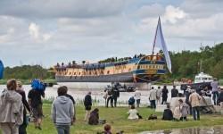 L'Hermione, la frégate fille du fleuve Charente. | Actus tourisme et développement Poitou-Charentes | Scoop.it
